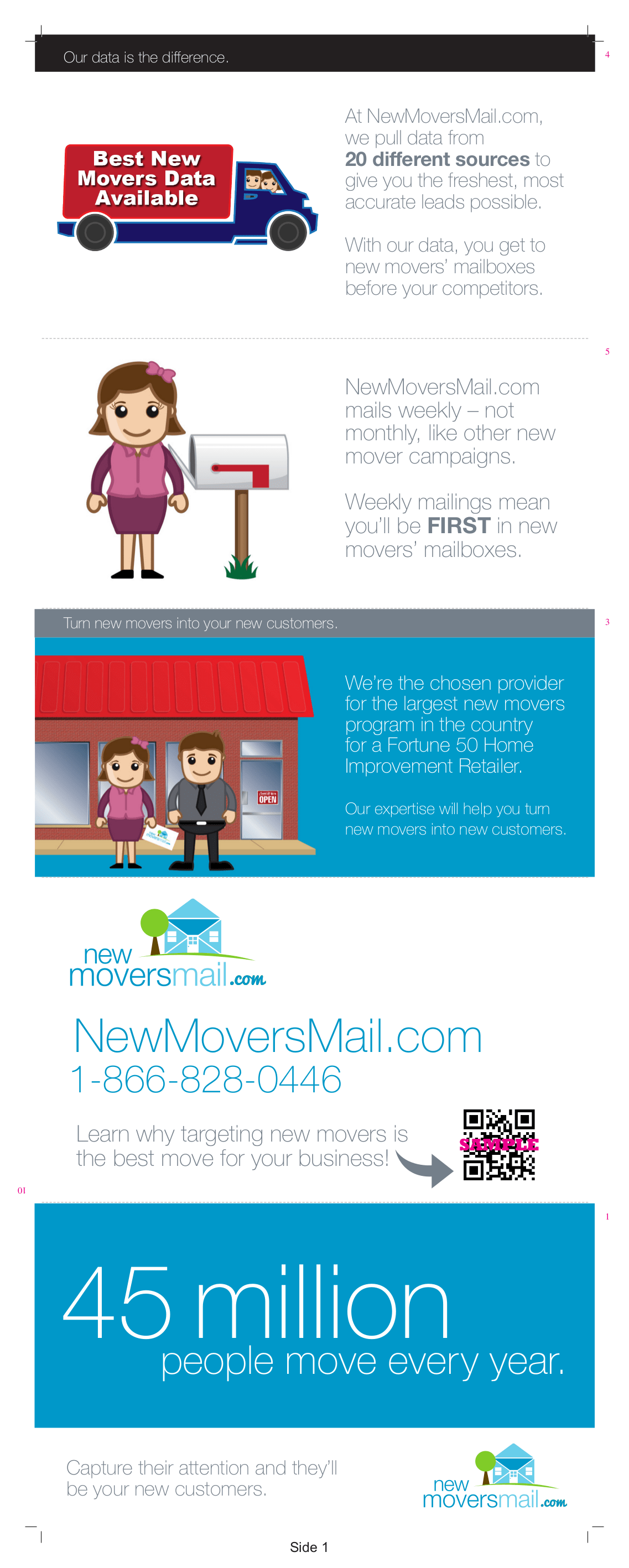New Movers Mailer