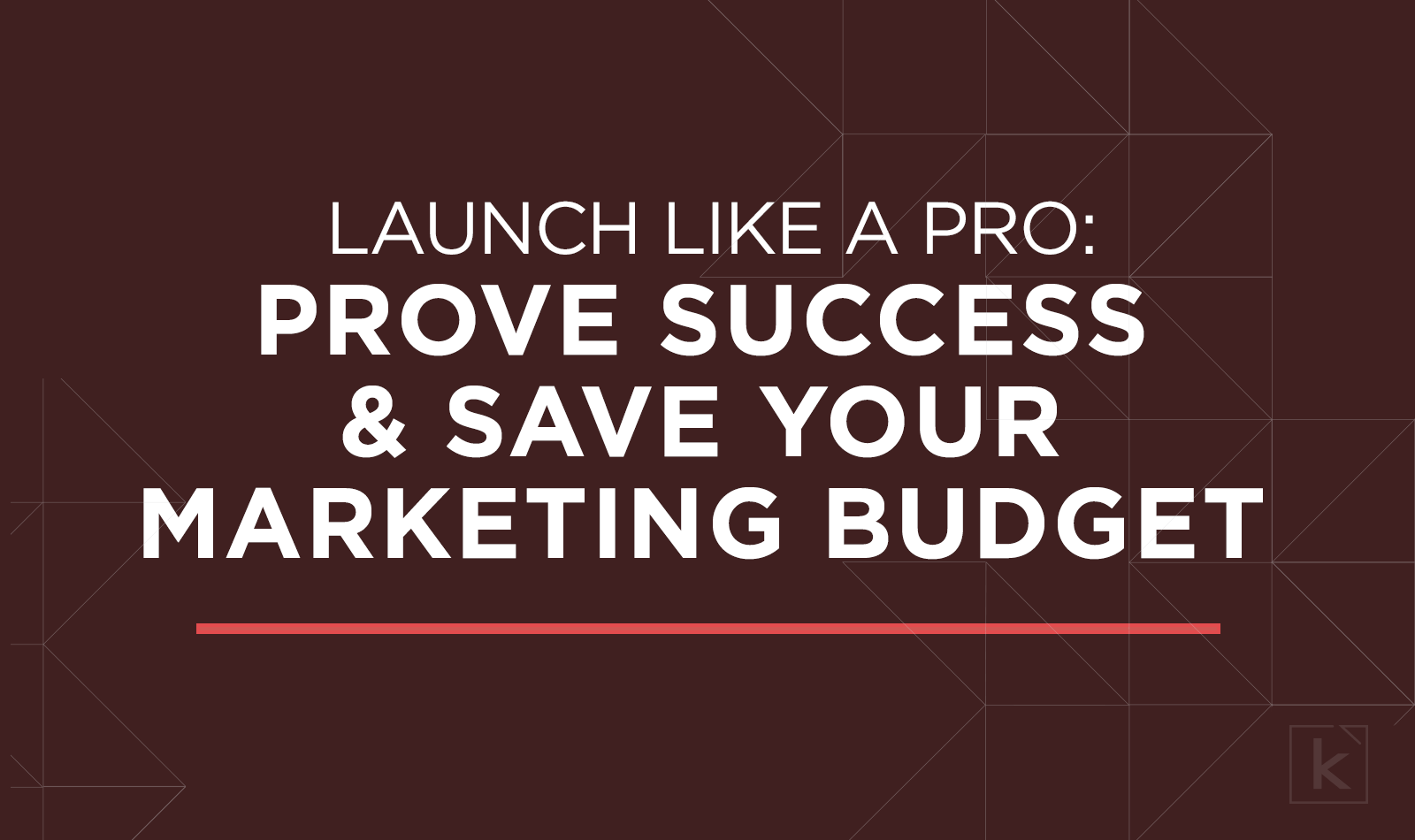 Save Your Marketing Budget with These Metrics